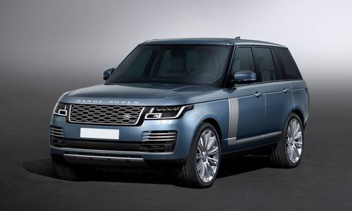configurateur nouvelle land rover range rover et listing des prix 2018. Black Bedroom Furniture Sets. Home Design Ideas
