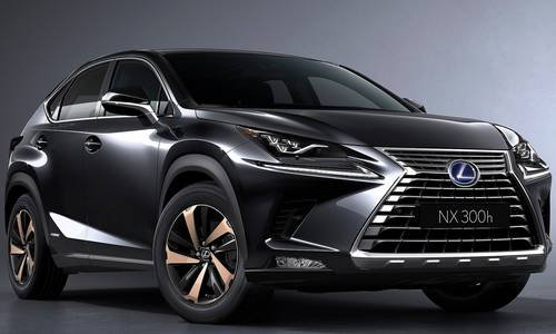 configurateur nouvelle lexus nx et listing des prix 2018. Black Bedroom Furniture Sets. Home Design Ideas