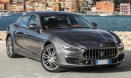 configurateur nouvelle maserati ghibli et listing des prix 2018. Black Bedroom Furniture Sets. Home Design Ideas