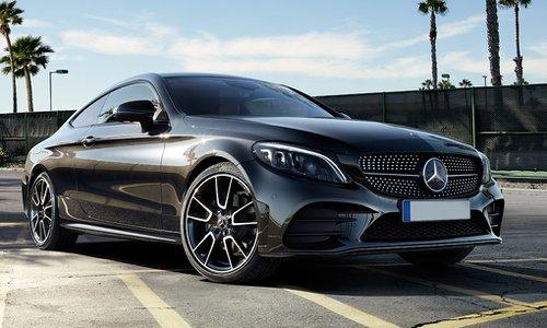 Mercedes Benz Nouvelle Classe C Coupe Configurateur Et Listing Des
