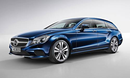 configurateur nouvelle mercedes benz cls shooting brake et listing des prix 2016. Black Bedroom Furniture Sets. Home Design Ideas