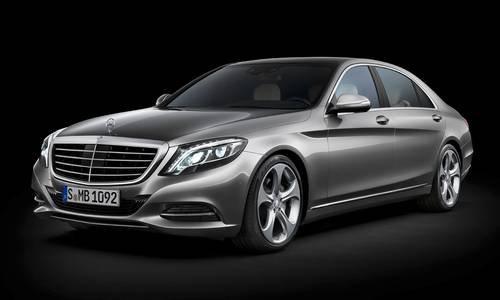 Configurateur nouvelle mercedes benz classe s et listing for Mercedes benz s550 car cover
