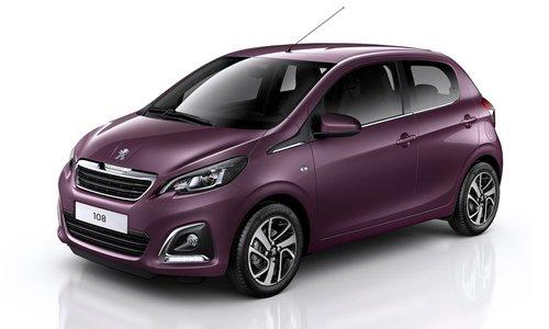 Peugeot | 108