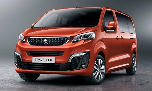 Peugeot | Traveller 4 portes