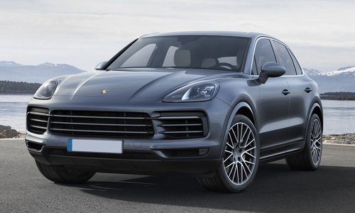 configurateur nouvelle porsche cayenne et listing des prix 2018. Black Bedroom Furniture Sets. Home Design Ideas