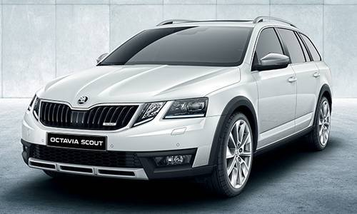 configurateur nouvelle skoda octavia scout et listing des prix 2017. Black Bedroom Furniture Sets. Home Design Ideas