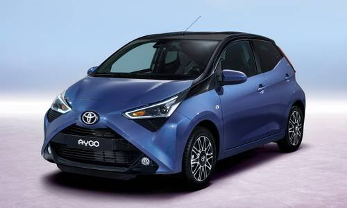 configurateur nouvelle toyota aygo 5 portes et listing des prix 2019. Black Bedroom Furniture Sets. Home Design Ideas