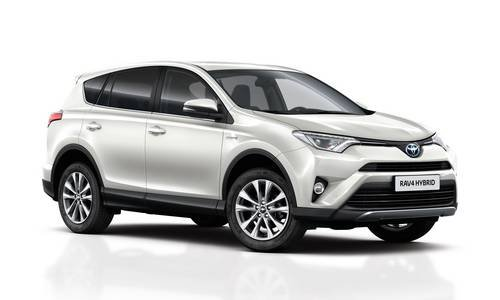 toyota rav4 hybride tendance id e d 39 image de voiture. Black Bedroom Furniture Sets. Home Design Ideas