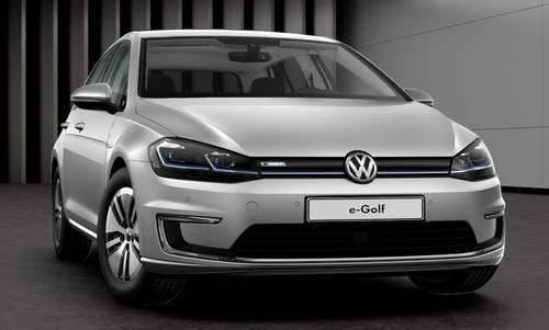 configurateur nouvelle volkswagen e golf et listing des prix 2019. Black Bedroom Furniture Sets. Home Design Ideas