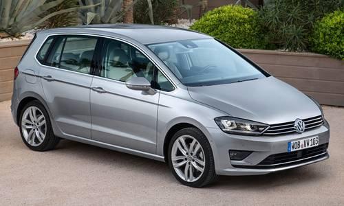 configurateur nouvelle volkswagen golf sportsvan et listing des prix 2018. Black Bedroom Furniture Sets. Home Design Ideas