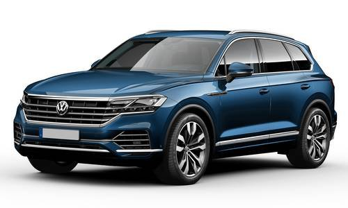 configurateur nouvelle volkswagen touareg et listing des prix 2018. Black Bedroom Furniture Sets. Home Design Ideas