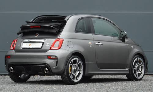new abarth 595c car configurator and price list 2018. Black Bedroom Furniture Sets. Home Design Ideas
