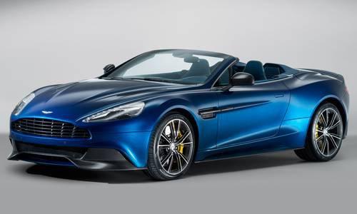 New Aston Martin Vanquish Volante Car Configurator And Price List 2019