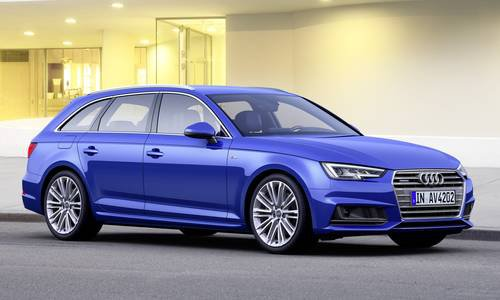New Audi A4 Avant Car Configurator And Price List 2018