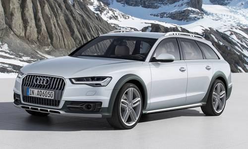 New Audi A6 Allroad Quattro Car Configurator And Price List 2019