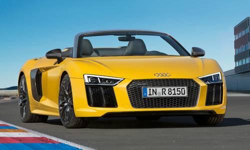 New Audi R8 Spyder Car Configurator And Price List 2019