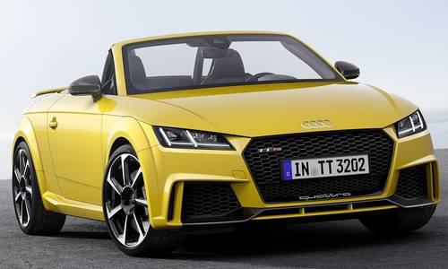 New Audi TT RS Roadster Car Configurator And Price List - Audi tt roadster car cover