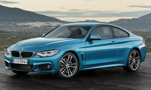 Pictures of the new bmw 4 series