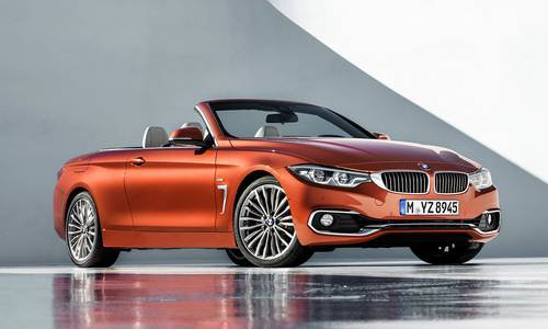 New Bmw 4 Series Convertible Car Configurator And Price List 2019
