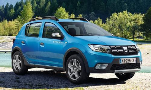 dacia sandero stepway stepway se summit dci 90. Black Bedroom Furniture Sets. Home Design Ideas