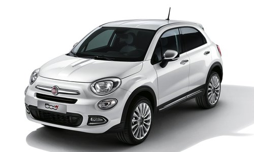 new fiat 500x urban look car configurator and price list 2019. Black Bedroom Furniture Sets. Home Design Ideas