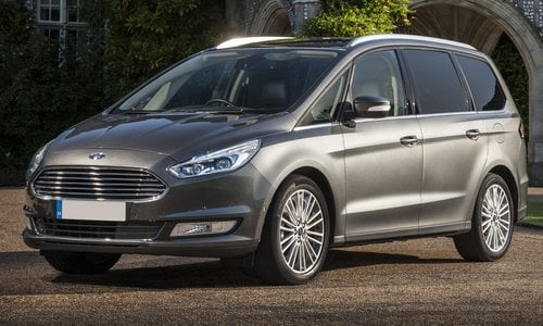 New Ford Galaxy Car Configurator And Price List 2018