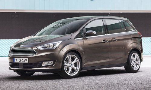 Ford Grand C Max >> Ford Configurator And Price List For The New Grand C Max