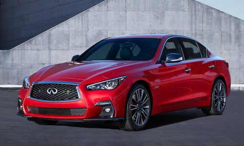 New Infiniti Q50 Car Configurator And Price List 2019