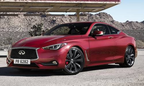 New Infiniti Q60 Car Configurator And Price List 2019