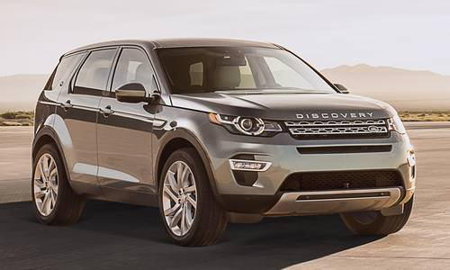 New Land Rover Discovery Sport Car Configurator And Price List 2019