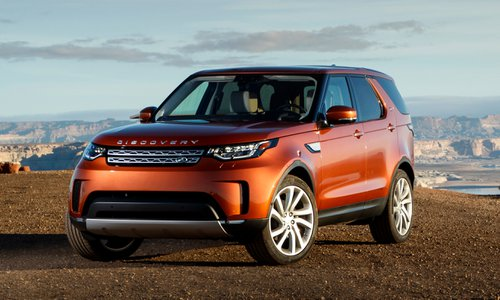 New Land Rover Discovery Car Configurator And Price List 2019
