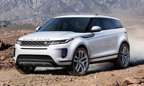New Land Rover New Range Rover Evoque Car Configurator And Price