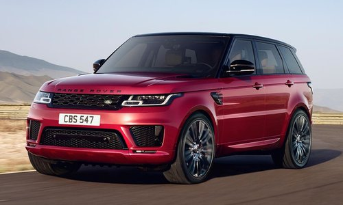 New Land Rover Range Rover Sport Car Configurator And Price List 2019