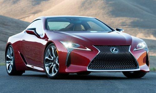 New Lexus Lc Car Configurator And Price List 2019
