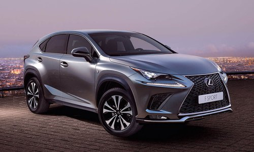 lexus configurator and price list for the new nx