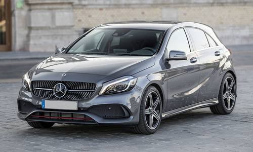 New mercedes benz a class car configurator and price list 2018 for Mercedes benz classes list