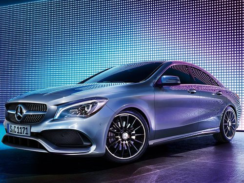 new mercedes benz cla car configurator and price list 2019. Black Bedroom Furniture Sets. Home Design Ideas