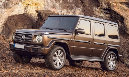 Mercedes Classe G >> Mercedes Benz Configurator And Price List For The New G Class