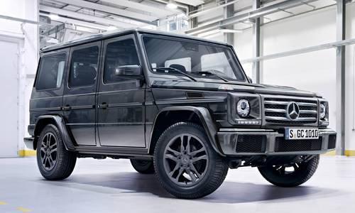 Mercedes Classe G >> New Mercedes Benz G Class Car Configurator And Price List 2018