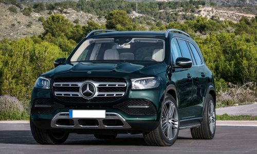 Mercedes-Benz Configurator and Price List for the New GLS