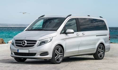 Mercedes Benz V Class V250 D Amg Line Long