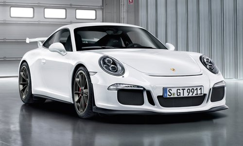 Porsche Configurator and Price List for the New 911 GT3 RS
