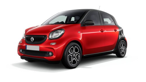 new smart forfour car configurator and price list 2018. Black Bedroom Furniture Sets. Home Design Ideas
