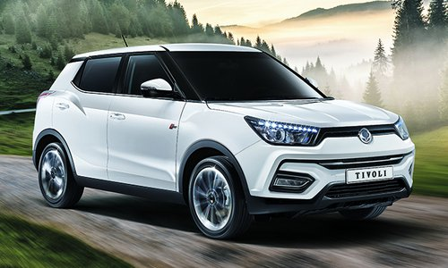 new ssangyong tivoli car configurator and price list 2018