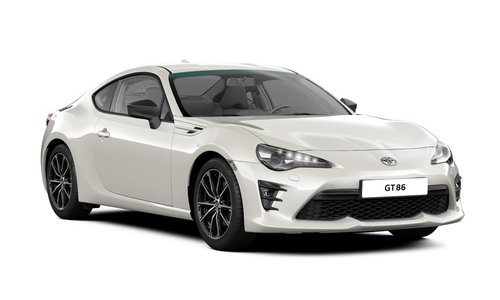 New Toyota GT86 car configurator and price list 2018