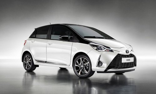 toyota configurator and price list for the new yaris