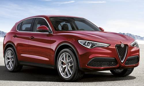 configuratore nuova alfa romeo stelvio e listino prezzi 2017. Black Bedroom Furniture Sets. Home Design Ideas