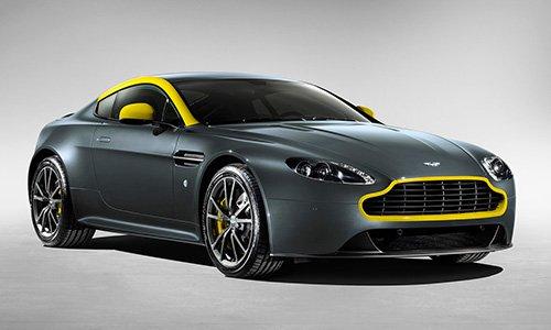 Aston Martin | V8 Vantage Coupé