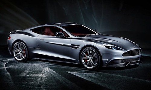 Aston Martin | Vanquish