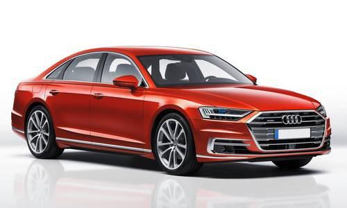Audi | Nuova A8